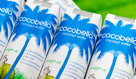 Healthy Coconut Water Straightup