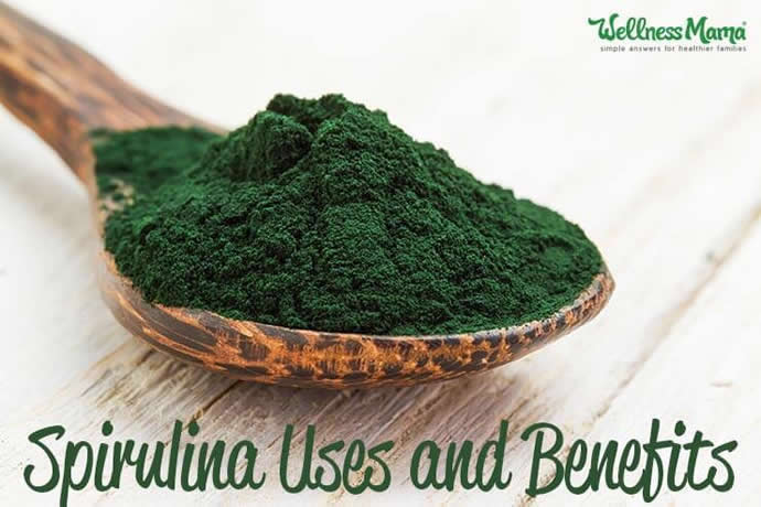 spirulina coconut water benefits