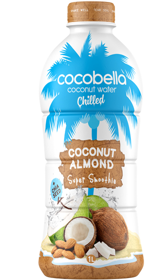 Cocobella Coconut Almond Super Smoothie