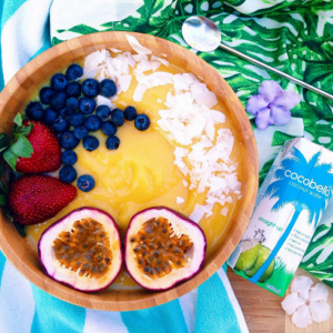 Tropical-inspired Smoothie