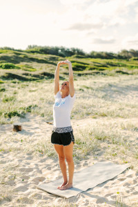 Charlotte Dodson yoga surfer 1
