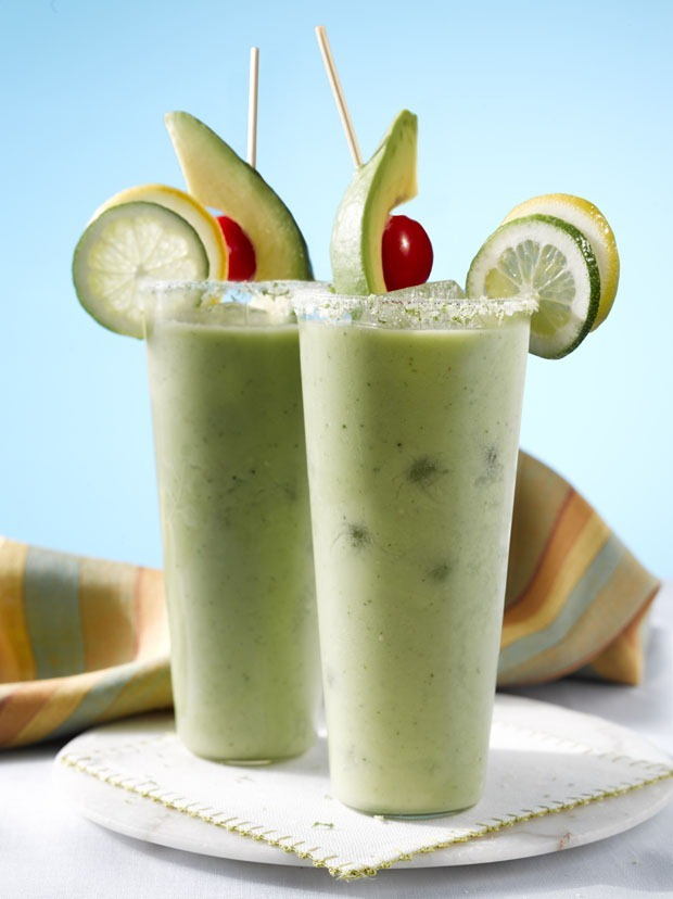 Guaca Mary Cocobella Mocktail