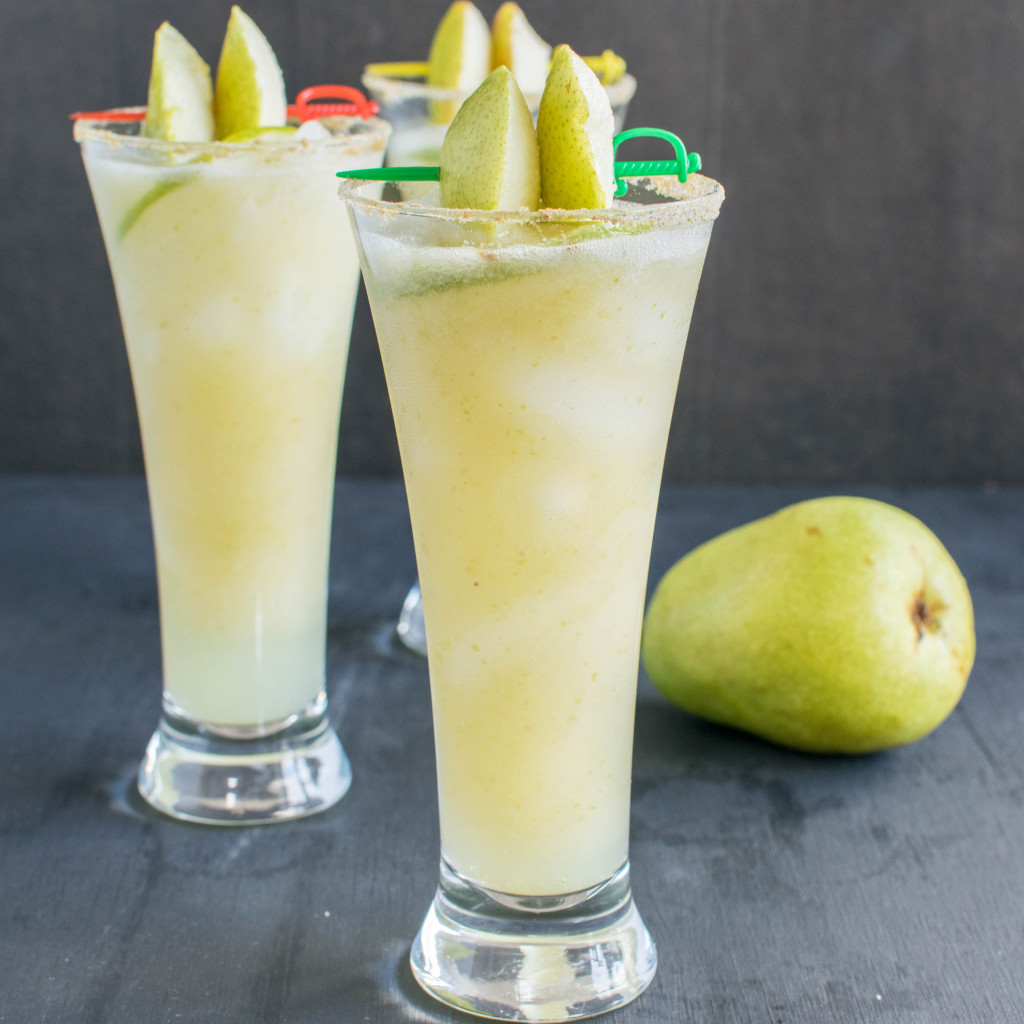 Pear Cocobella Mocktail