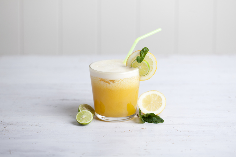 Cocobella pineapple mocktail febfast