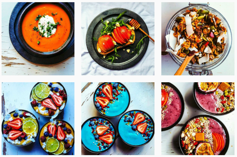 @nomadicfitfoodie recipe inspiration instagram
