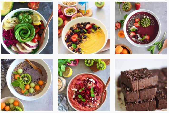Amy Le @amylecreations Recipe Inspiration Instagram