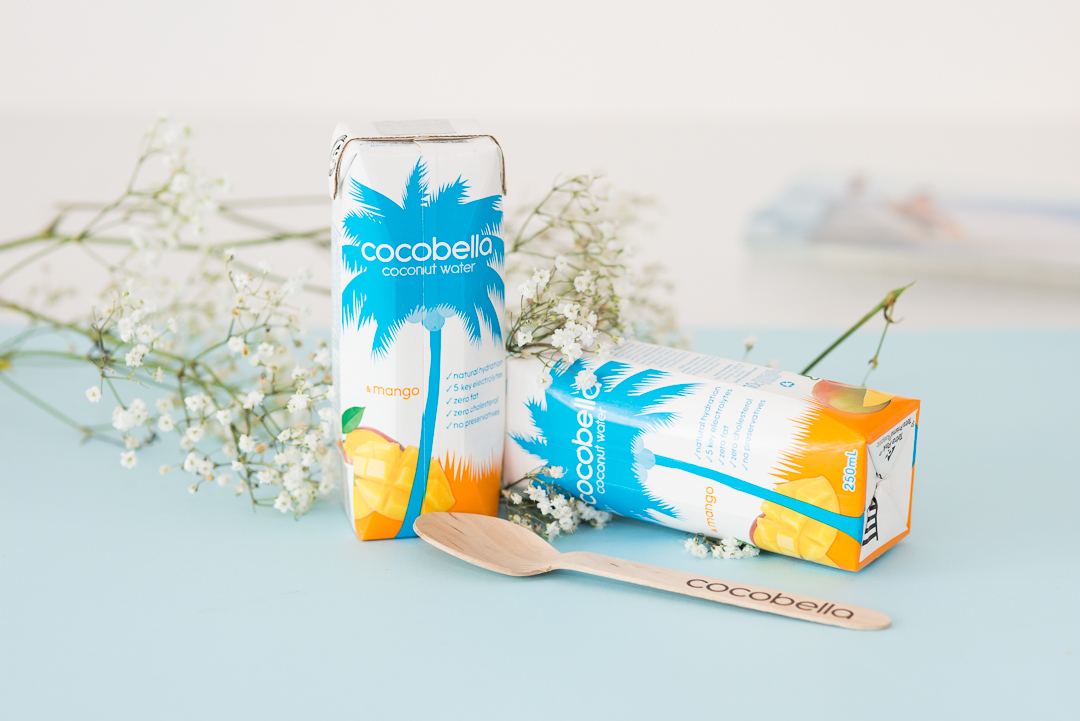 Cocobella Presents - Cocobella Coconut Water Mango