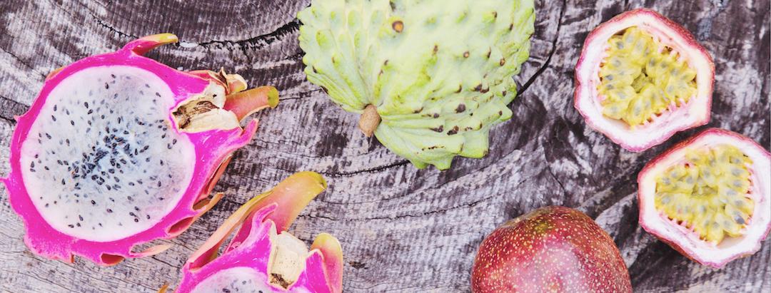 Rebecca Gawthorne Exotic Fruits