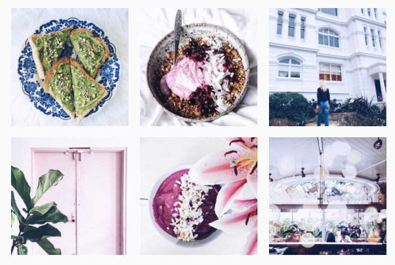Ella Rose @pompomwilderness Instagram Recipe Inspiration