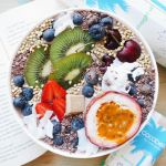 Peanut Butter Acai Smoothie Bowl