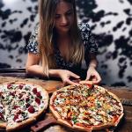 Andrea Brown Interview Vegan Pizza