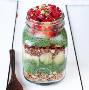 Vanilla Superfood Chia Pudding