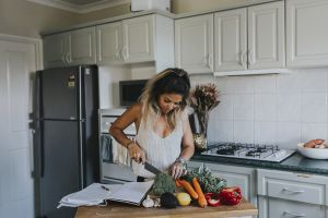Nikki Heyder - How to get organised to eat healthier through the week