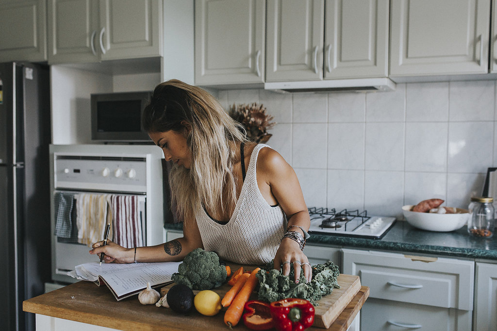 Nikki Heyder - How to get organised to eat healthier through the week
