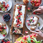 @the_smallseed_ Cocobella Yoghurt Tart