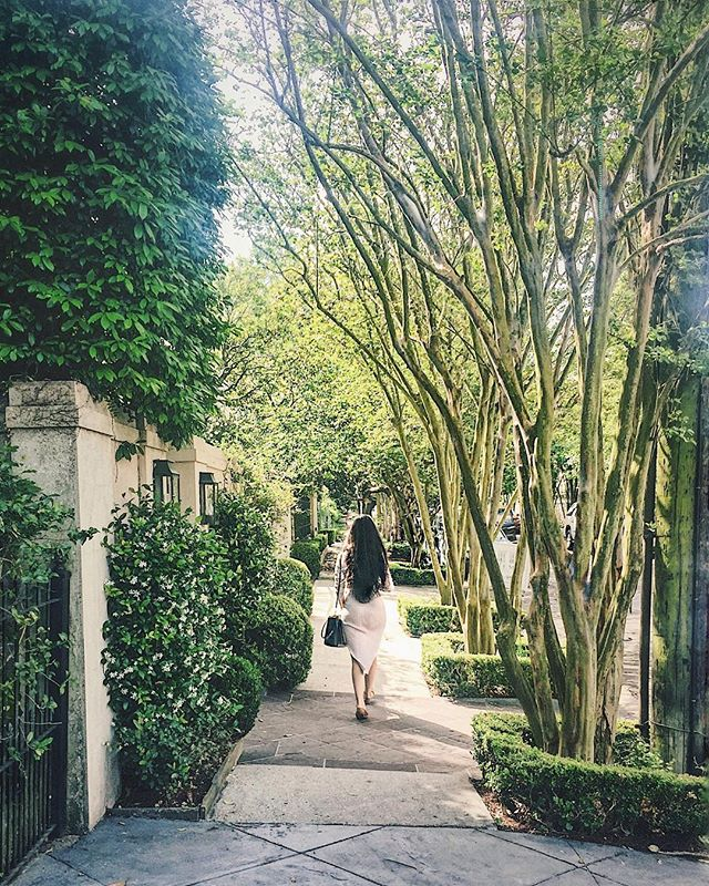 Julie Tran Garden District New Orleans @julie_tee