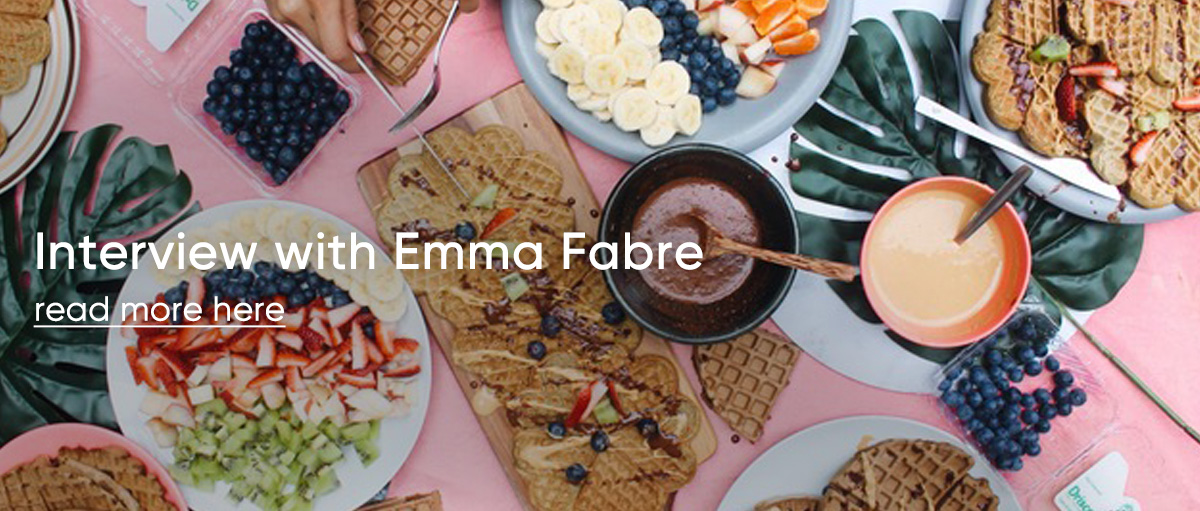 Interview with Emma Fabre