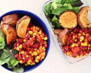 Healthy food prep by @naturally_nina_