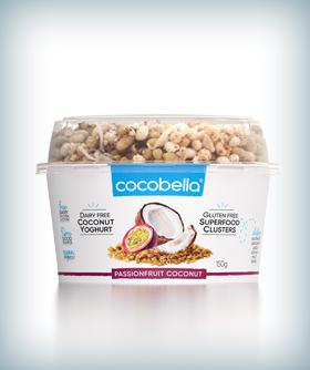 Yoghurt bowl passionfruit coconut 150g