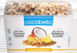 Yoghurt bowl Mango Pineapple 150g