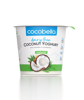 Cocobella Yoghurt Natural 170g
