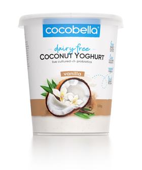 Cocobella Yoghurt Vanilla 500g