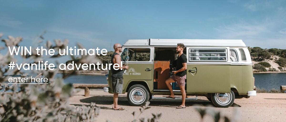 WIN the ultimate #vanlife adventure!