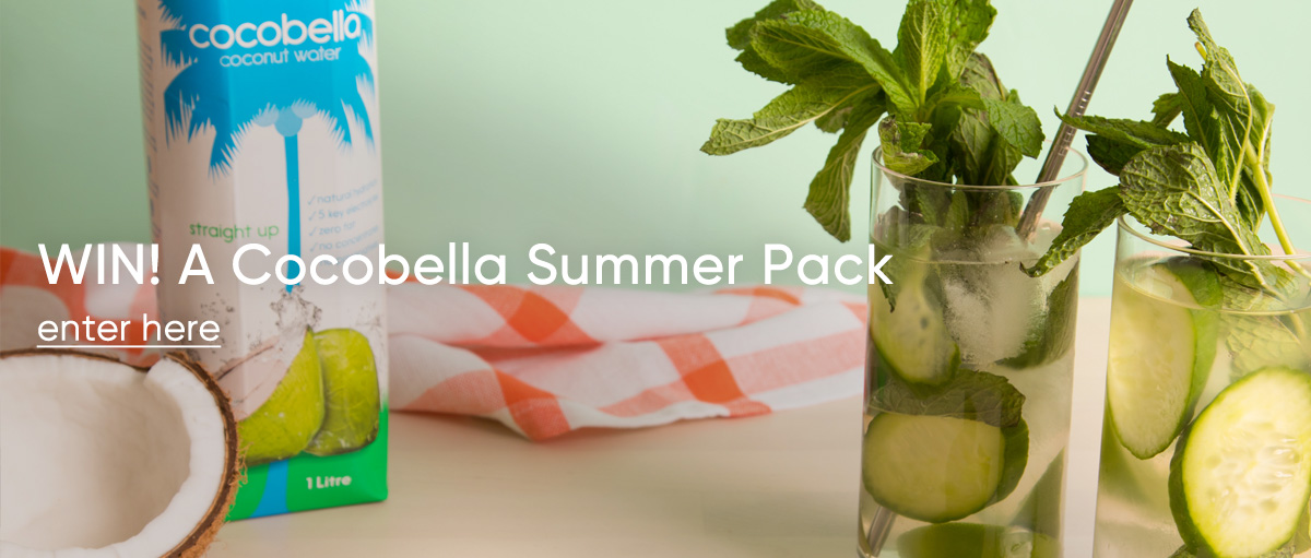 WIN! A Cocobella Summer Pack