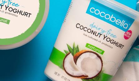 Cocobella yoghurt
