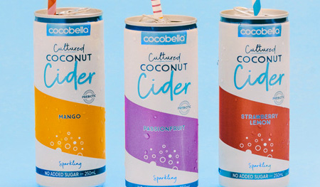 Cocobella Coconut Cider