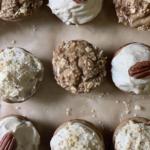 Cream Cheese Muffins by @noashealthyeats