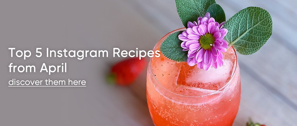 Top 5 Instagram Recipes from April