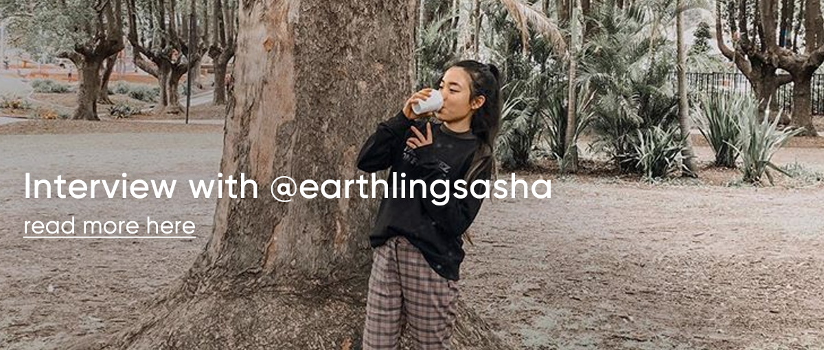 Interview with @earthlingsasha