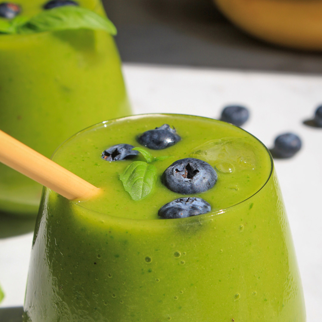Relaxing Green Smoothie
